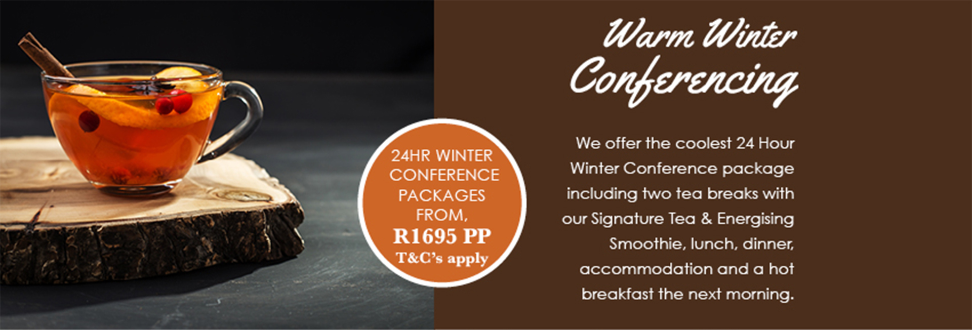 24 Hour Winter Conference